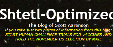 "Review of ""Shtetl-Optimized"" – The Blog of Scott Aaronson"