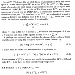 Browder - Remarks on L(R^n, R^m) ... Section 8.1, Page 179 ... .png